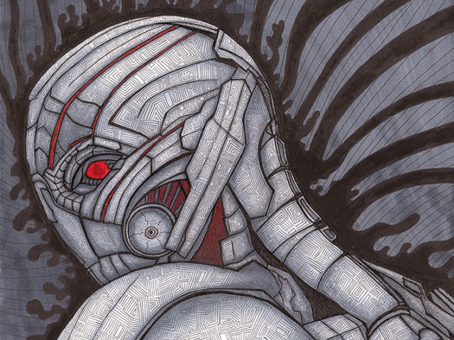 Ultron Copic