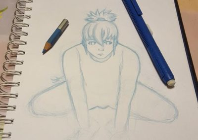 Takumi Sketch