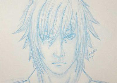 Noctis Sketch